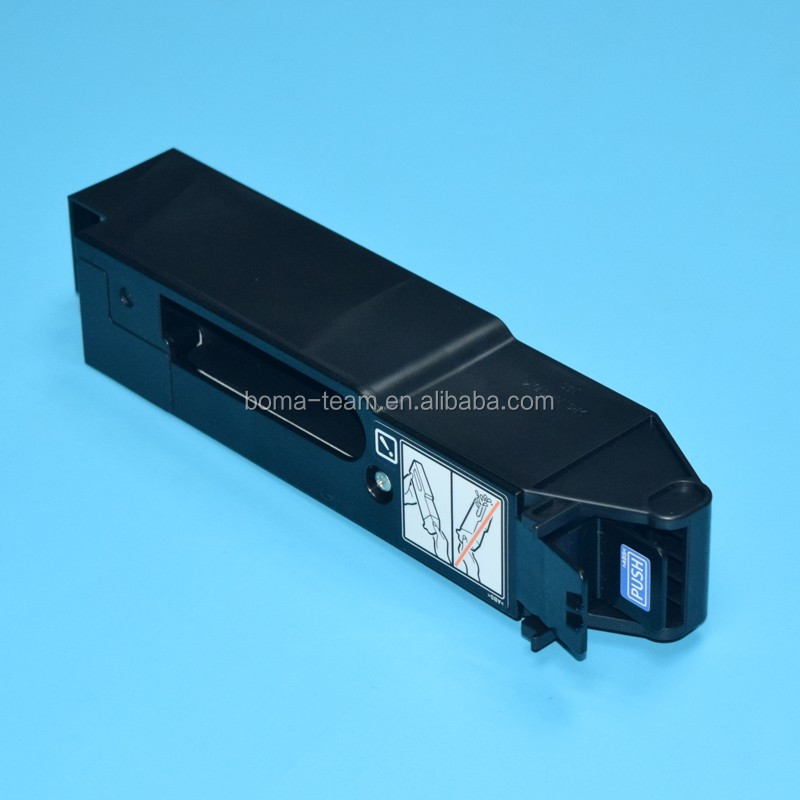 For ricoh printer spare parts gc21 maintenance tank gc21 waste container for ricoh waste ink warehouse container