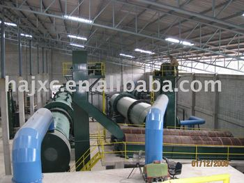 urea compound fertilizer line