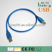 USB 2.0 A male to A male cable