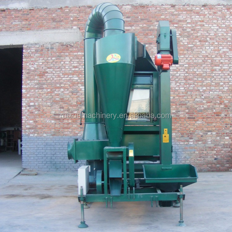 maize seed cleaner, sesame, soya bean cleaning machine