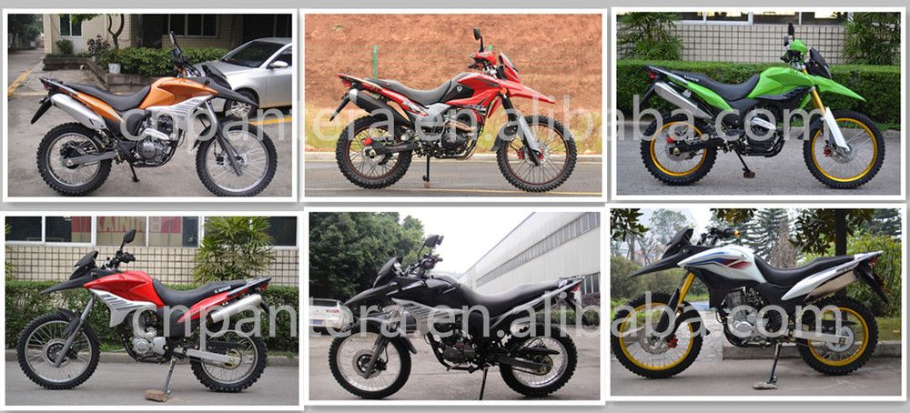 Off Road Motocross Chongqing Cheap Sports 250cc Motorcycle