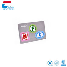 Customized Size NFC Type2 13.56mhz Small NTAG 215 nfc Tag