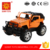 wholesale alibaba children 1:12 open door steering wheel remote control car toy with LED light