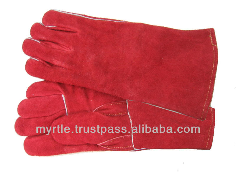 Working and Welding Gloves / Leather working gloves
