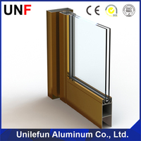 Aluminium manufacturer aluminium casement window and doors made in china with top quality