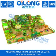 Safe indoor playground play equipment for sale