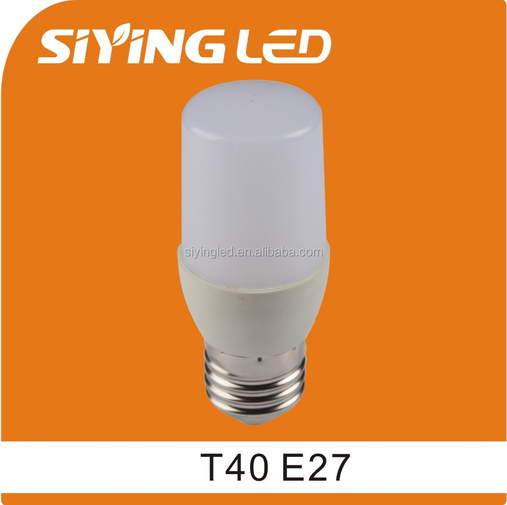 new led candle lamp, E27 3w 4w 5w t led light for indoor use