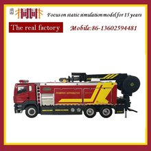 toy metal fire 1 72 die cast scale model trucks