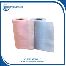 Soonerclean Non Woven Wipe High Strength Deep Cleaning