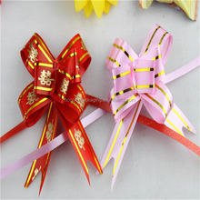 Flower For Christmas Gift Packing Accept Customized Wholesale Cheap Ribbon