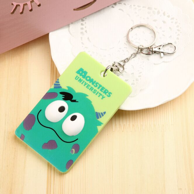 ID card holder silicone card holder business card holder