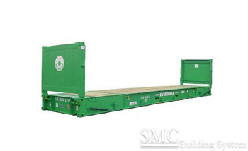 Flat Rack Container For Sale (20ft & 40ft Special Shipping Container, We Also Have Shipping Container Fittings)