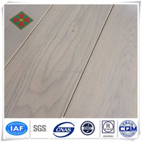 UV coating White washed oak Wood engineered Floors