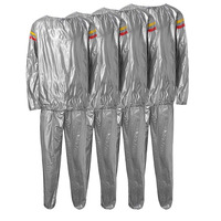 Gym Exercise Training Workout Sauna Suit