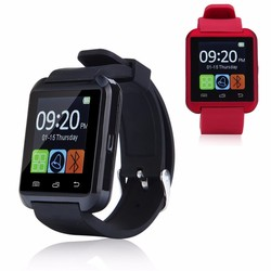 OEM Manufacturing smart watch U8 touch screen blue tooth smart watch band bot sale u8 smartwatch with user manual