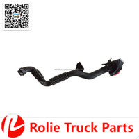 oem no 20808093 new items Heavy duty volvo truck fuel system pipe auto spare parts plastic black OIL PIPE