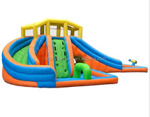 Hot sale giant inflatable water slide, inflatble water slide