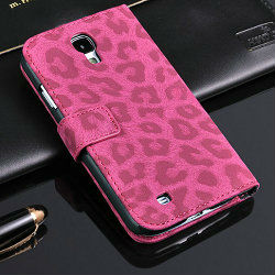 handphone case for samsung galaxy s4, stand flip case for samsung s4