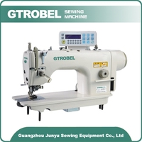 This machine is suitable for sewing and cutting tool of 1 kinds of garments, and it has a variety of specifications for the sele