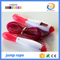 good digital count electronic jumping skipping ropes