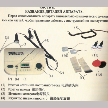 electronic acupuncture instrument 18 Jingda
