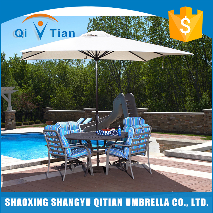 Newest design top quality hd designs outdoor furniture umbrella