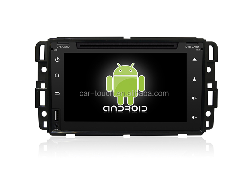 double din Car dvd gps/car gps navigation radio dvd USB player for GMC