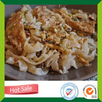 Edible And Healthy Instant Konjac Shirataki Noodles