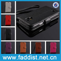 Hight Quality Mobile Phone Case for samsung galaxy s4 mini with stand