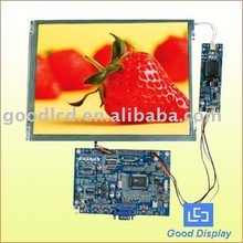 10.4'' Digital TFT lcd car dvd player