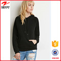 China wholesale new fashion hoodie design classic fleece hoodie for women