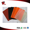 China manufacturer wholesale clear silicone rubber sheet