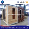 Russian Steel Prefabricated building wooden house Fast Build Timber Cabins