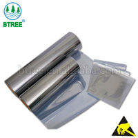 Btree Antistatic Plastic Film For Antistatic Bag to Prevent Damage From ESD