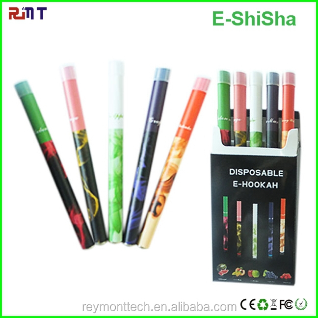 Hot selling electronic portable pen 600puffs e shisha sticks