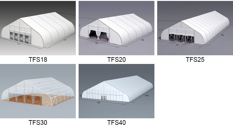 Tennis Court Cover Tent Large Capacity Tent Big Tent For