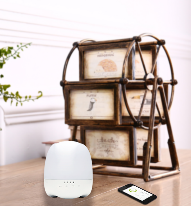 App control aroma mist humidifier diffuser