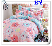 100% polyester microfiber pigment printed mattress fabric for bedding/home textile