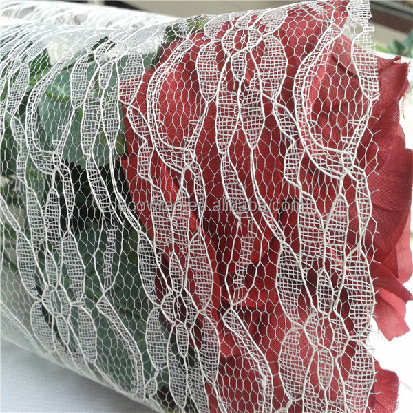 White Lotus Mesh Packing for Flowers