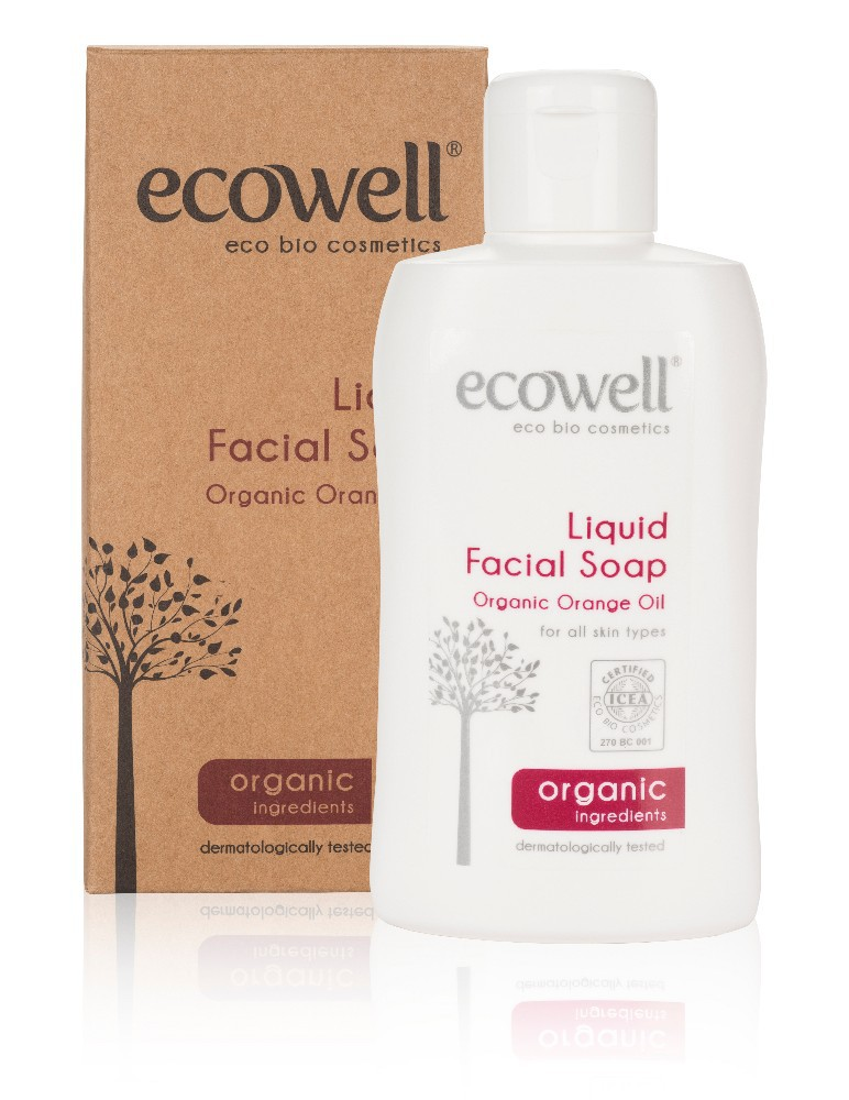 ECOWELL LIQUID FACIAL SOAP
