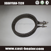 special shape stainless steel electric tubular Finned tubular air Heater
