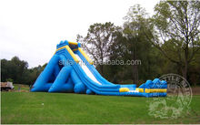 Giant Residential Inflatable Water Slides for Sale