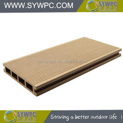 135*25mm bamboo plastic composite deck for outdoor