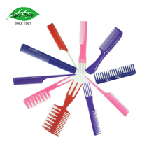 Yip Sing hair salon plastic hairdresser used hair dye comb