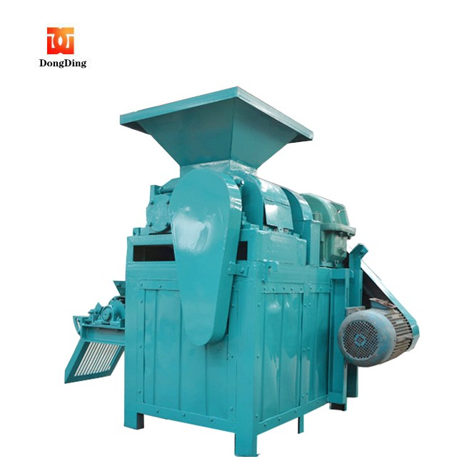 Hot Selling Desulfuration Gypsum Briquetting Machine/coal powder ball press machine Supplier