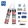 marine caulk black aquarium silicone sealant manufacturer