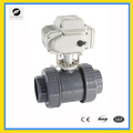 AC220V/60Hz plastic electric ball automatic shower controller valve 2-way automatic control CTF-010 series for HVAC,industrial