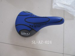 Comfortable Bicycle Saddle / Waterproof PU Bike Seat / custom MTB Bicycle saddle