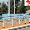 Cable Barrier System For Roadside Safety