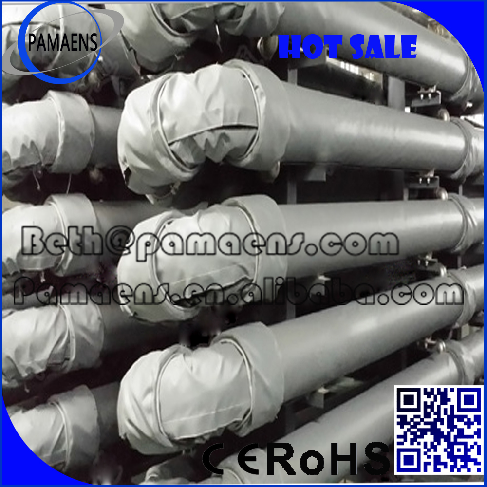 High quality galvanized pipe covers